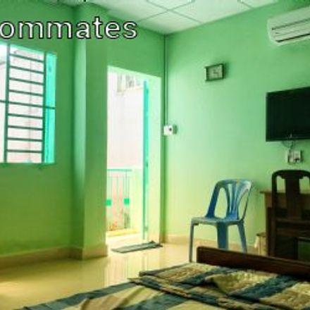 Rent this 1 bed apartment on Quán bún bò Huế Nhung in 19, Tran Quoc Toan