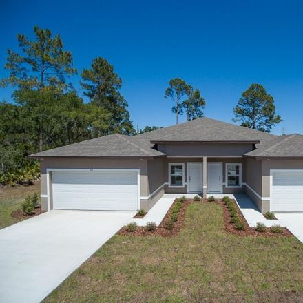 Rent this 3 bed apartment on 25 Easterly Pl in Palm Coast, FL 32164