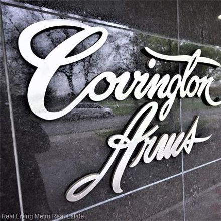 Rent this 2 bed condo on Covington Dr in Highland Park, MI