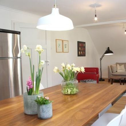 Rent this 3 bed apartment on Grazer Straße 41 in 70469 Stuttgart, Germany