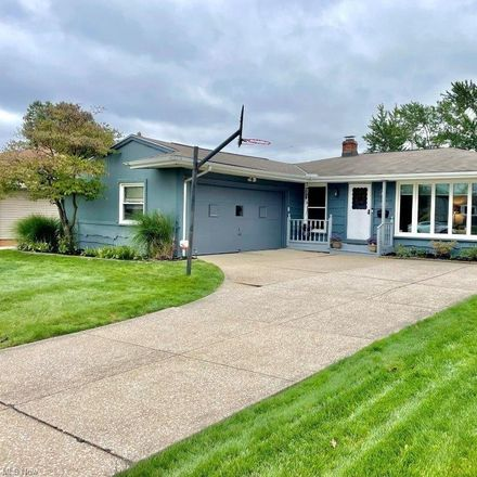 Rent this 3 bed house on 10401 Moore Drive in Parma, OH 44130