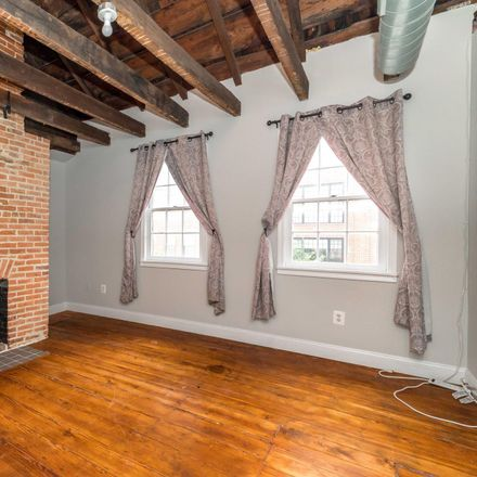 Rent this 2 bed apartment on P.U.R.E Integrated Health in 1724 Aliceanna Street, Baltimore
