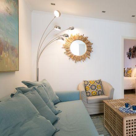 Rent this 1 bed apartment on Vivenda Branca in Quinta Palmeiras, 1170-225 Lisbon