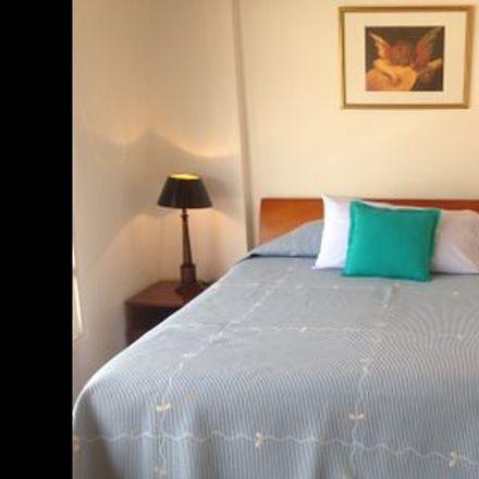 Rent this 1 bed room on Oficina de empadronamiento electoral de Bolivia en el exterior in Carrera 10, Usaquén