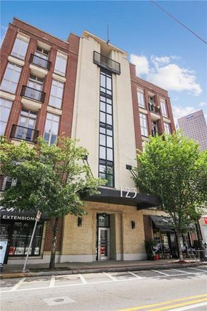 Rent this 1 bed loft on 123 Luckie Lofts in 123 Luckie Street Northwest, Atlanta