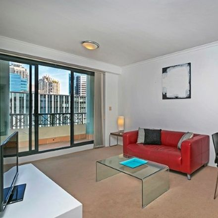 Rent this 1 bed apartment on HOSKING PLACE