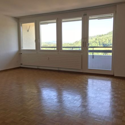 Rent this 3 bed apartment on Untere Dorfstrasse 63 in 8964 Rudolfstetten-Friedlisberg, Switzerland