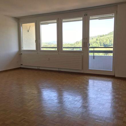 Rent this 3 bed apartment on Untere Dorfstrasse 63 in 8964 Rudolfstetten-Friedlisberg, Switzerland