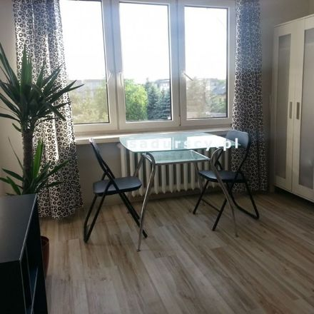 Rent this 1 bed apartment on Niwy 18 in 30-705 Krakow, Poland