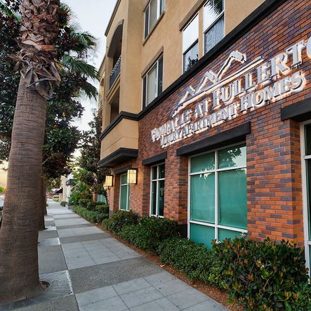 Rent this 3 bed apartment on 114 East Walnut Avenue in Fullerton, CA 92832