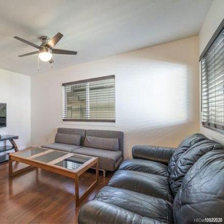 Rent this 2 bed house on 2668 Puunui Avenue in Honolulu, HI 96817
