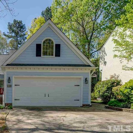 Rent this 3 bed house on 108 Appomattox Road in Cary, NC 27513