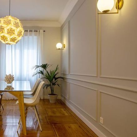 Rent this 4 bed apartment on Calle del Doce de Octubre in 11, 28009 Madrid