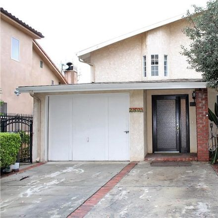 Rent this 3 bed house on 22025 Martinez Street in Los Angeles, CA 91364