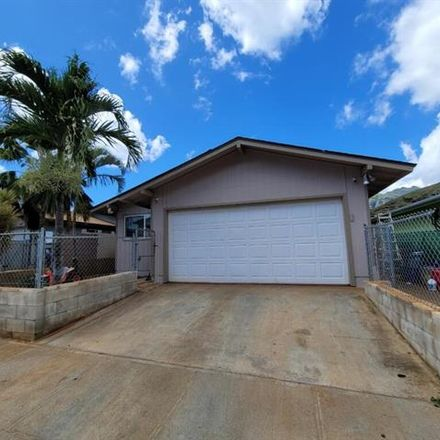 Rent this 4 bed house on Leipupu Place in Waianae, HI 96792