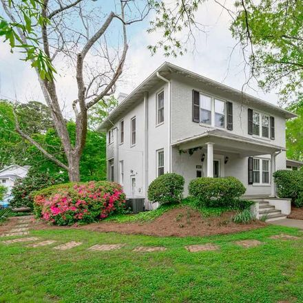 Rent this 5 bed house on 2012 Glenwood Avenue in Raleigh, NC 27608