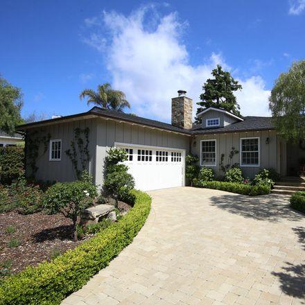 Rent this 3 bed house on 1368 Santa Rita Circle in Santa Barbara, CA 93109