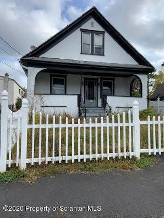 Rent this 5 bed house on 318 Virginia Avenue in Blakely, PA 18452