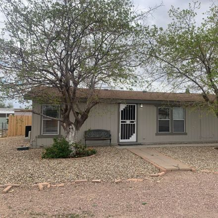 Rent this 3 bed apartment on West Mary Jane Lane in Peoria, AZ 85381
