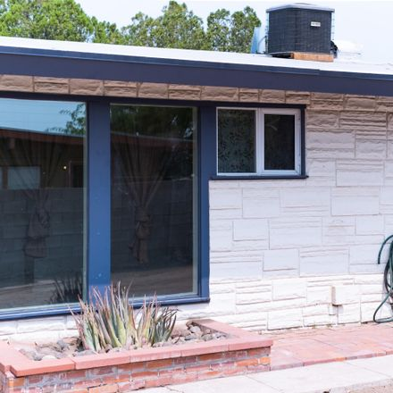 Rent this 3 bed house on 2434 South Sawtelle Avenue in Tucson, AZ 85713