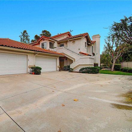Rent this 2 bed condo on 32 Vista-Lago in Rancho Santa Margarita, CA 92688