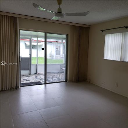 Rent this 2 bed townhouse on 8546 Northwest 12th Street in Plantation, FL 33322