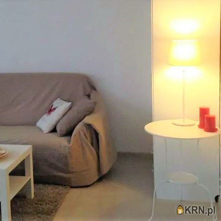Rent this 1 bed apartment on 02-934 Warsaw