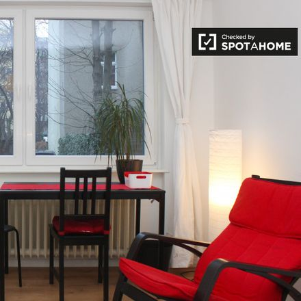 Rent this 2 bed apartment on Reuchlinstraße 7 in 10553 Berlin, Germany