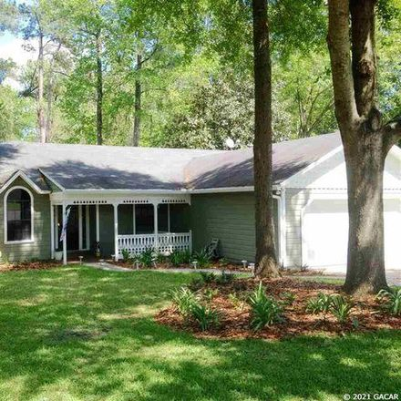 Rent this 3 bed house on 3399 Northwest 108th Boulevard in Alachua County, FL 32606
