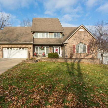 Rent this 4 bed house on 5021 Oak Bluff Dr in High Ridge, MO
