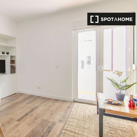 Rent this 1 bed apartment on Rua da Fé 51 in 1150-251 Lisbon, Portugal