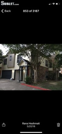 Rent this 3 bed apartment on Aston at Cinco Ranch in Cinco Ranch, TX 77450
