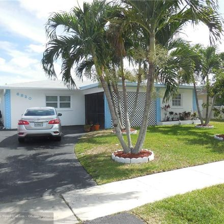 Rent this 5 bed house on 6820 Northwest 82nd Street in Tamarac, FL 33321