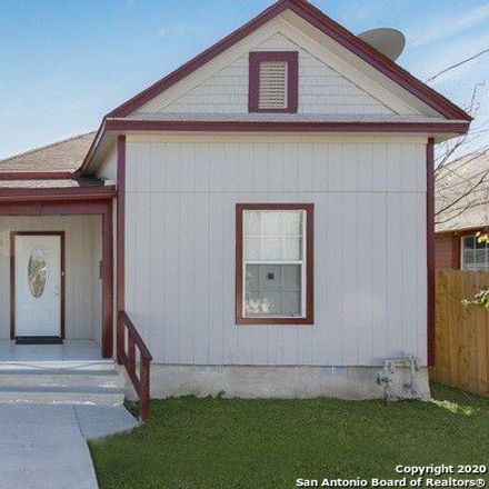 Rent this 3 bed house on 1126 Lamar in San Antonio, TX