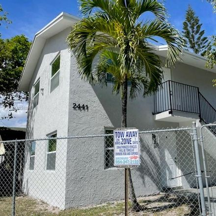 Rent this 2 bed apartment on Northwest 8th Street in Fort Lauderdale, FL 33311