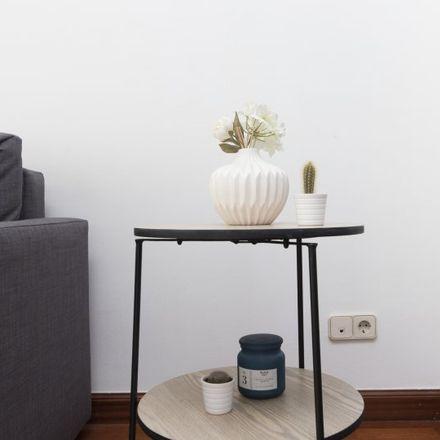 Rent this 1 bed apartment on Al-Mounia in Calle de Recoletos, 28001 Madrid