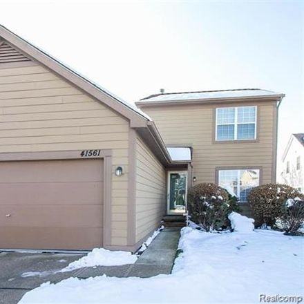 Rent this 3 bed condo on 41561 Cornell Dr in Novi, MI