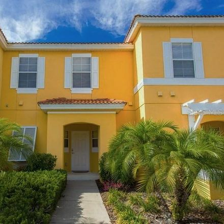 Rent this 3 bed townhouse on 8507 Bay Lilly Loop in Kissimmee, FL