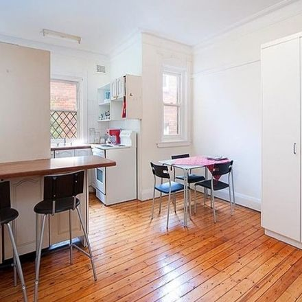 Rent this 1 bed apartment on 7/510 New South Head Road