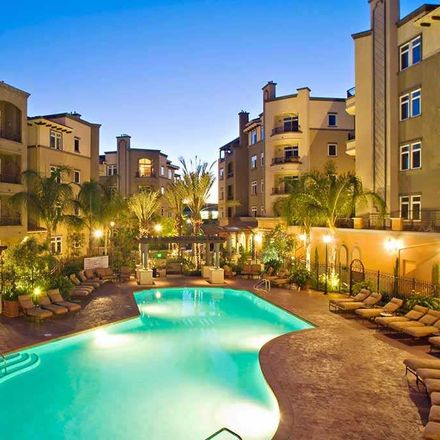 Rent this 1 bed apartment on West Manchester Avenue in Los Angeles, CA 90293