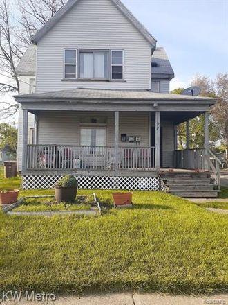Rent this 0 bed duplex on 97 Fairgrove Street in Pontiac, MI 48342