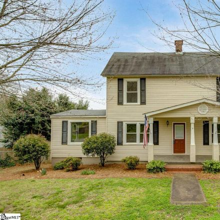 Rent this 3 bed house on 4 Mission Street in Greenville, SC 29605