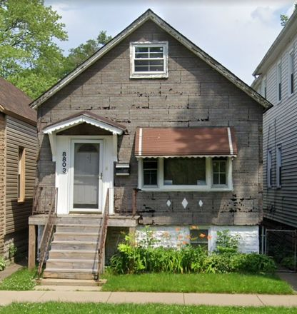 Rent this 3 bed house on 8803 South Colfax Avenue in Chicago, IL 60617