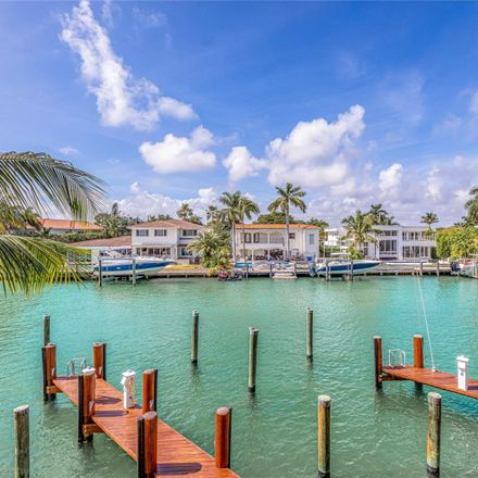 Rent this 3 bed condo on 9400 W Bay Harbor Dr in Bal Harbour, FL
