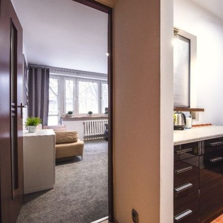 Rent this 2 bed apartment on Emilii Plater in Warszawa, Poland