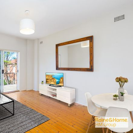 Rent this 2 bed apartment on 3/161 Blues Point Road