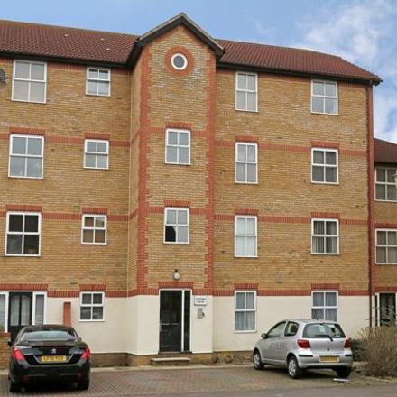 Rent this 1 bed apartment on Silbury Avenue in London CR4 3SG, United Kingdom