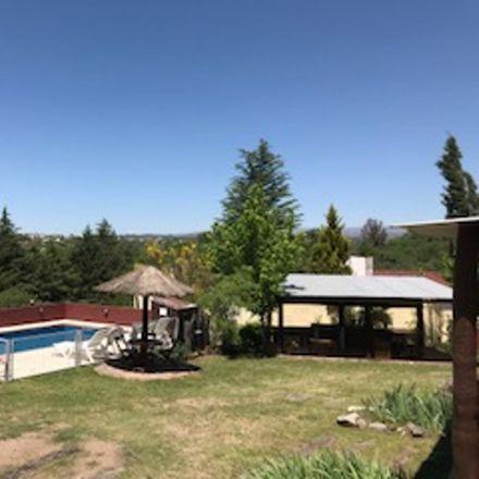 Rent this 0 bed apartment on Rey del Bosque in Departamento Punilla, X5166 San Antonio de Arredondo