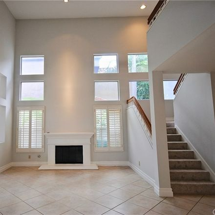 Rent this 4 bed house on 6 Bahia in Irvine, CA 92614