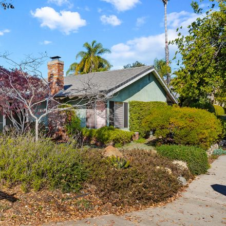 Rent this 3 bed house on 6188 Stow Canyon Road in Goleta, CA 93117